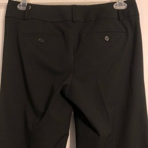 LOFT Pants - LOFT NWT Black Marisa Career Trouser - Sz 6
